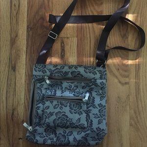 Handbags - Women's Crossbody Carry Bag